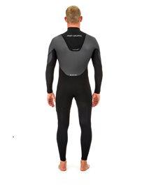 Flashbomb E5 Heat Seeker 3/2 Zip Free  Wetsuit
