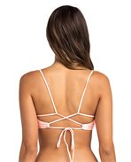 Salty Daisy Bralette Bikini Top
