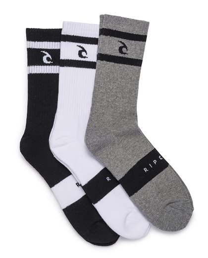 Corpo Stripe Crew - Socks
