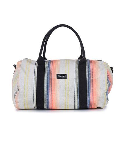 Cabana Round Duffle - Tote Bag