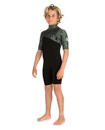 Junior E Bomb 2/2 Zip Free – Fato de surf
