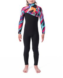Traje de neopreno Junior Flashbomb 3/2 Zip Free