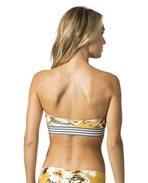 Island Time Bandeau Bikini Top