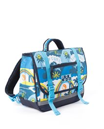 Small Satchel Surf Planet