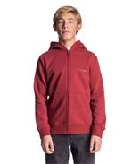 Sixty Nine Hooded Zip Fleece