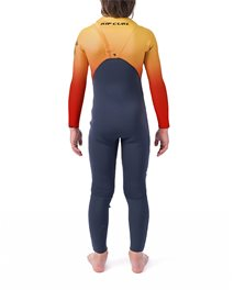 Traje de neopreno Junior Flashbomb 4/3 Zip Free