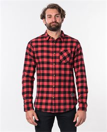 Chemise manches longues Check It