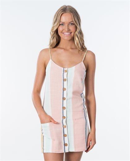 Sunsetters Stripe Dress