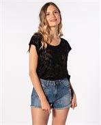 T-shirt Viamala Flower