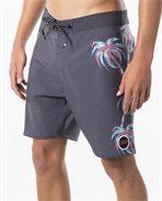Mirage Palm Strip Boardshort