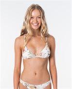 Playa Blanca Cross Back Triangle Bikini Top