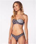 Odesha Geo Bandeau Bikini Top