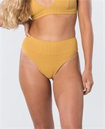 Premium Surf High Waist Cheeky Bikini Pant