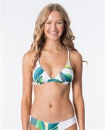 Palm Bay Crossback Triangle Bikini Top
