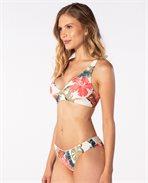 Tropic Coast Plunge Bikini Top