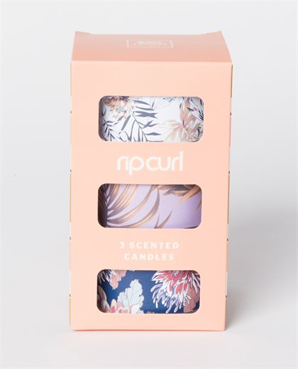 3 Scents Candle Pack
