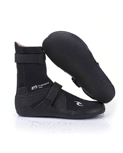 Flashbomb 7mm Round Toe Boots