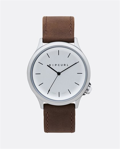 Current Leather Watch