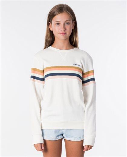 Girl Keep Surfin Fleece