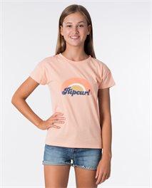 T-shirt Girl Surf Revival