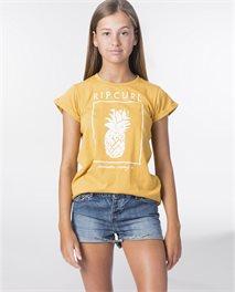Girl Pineapple Tee