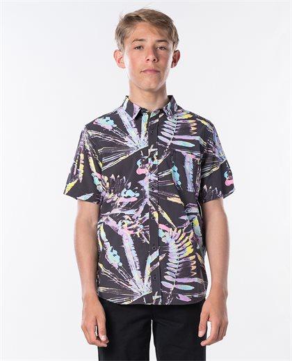 Glitch Ss Shirt Boy