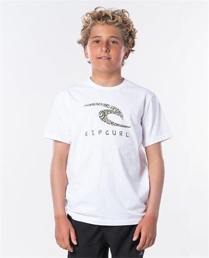 K-Fish Wave  Ss Tee Boy
