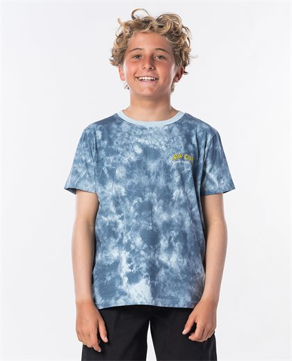 Tie And Dyed Ss Tee Boy