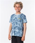 Tie And Dyed Short Sleeve Tee Boy