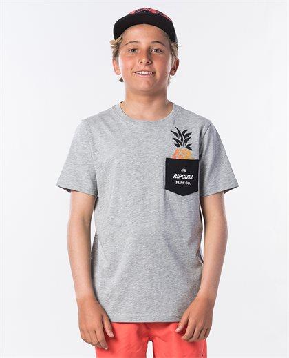 Fashion Pocket Ss Tee Boy