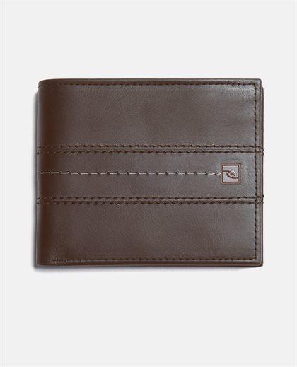 Stitch Icon RFID 2 In 1 Wallet