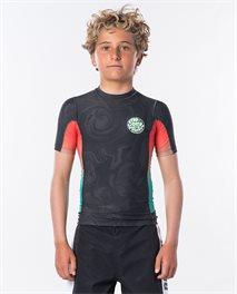 T-shirt Boys Surging Short Sleeve UV