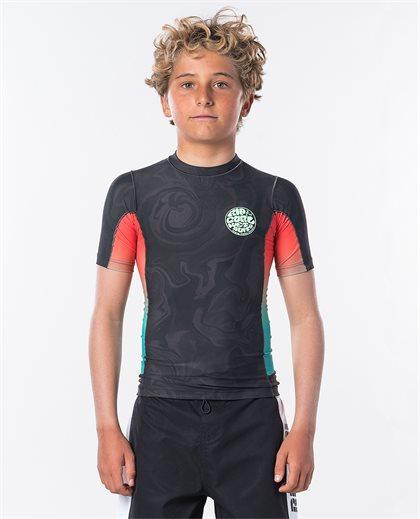 Boys Surging Short Sleeve UV Tee