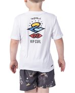 Grom Search Logo Surf Tee