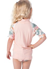 Bañador de surf Mini Coconut Time Short Sleeve
