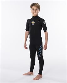 Traje de neopreno Junior Dawn Patrol 2/2 Chest Zip