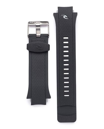 Watch strap black B2189 Rip Curl
