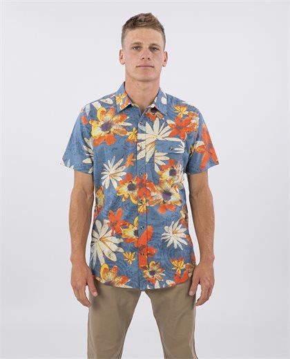 Happy Fields Short Sleeve Shirt