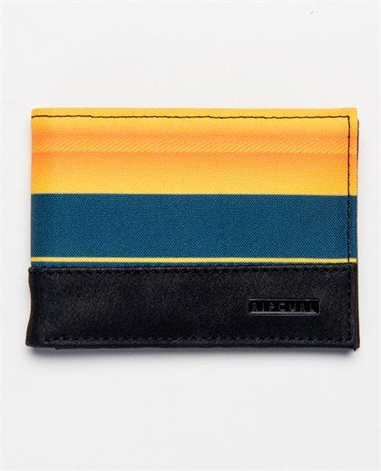 Combo PU Slim Wallet