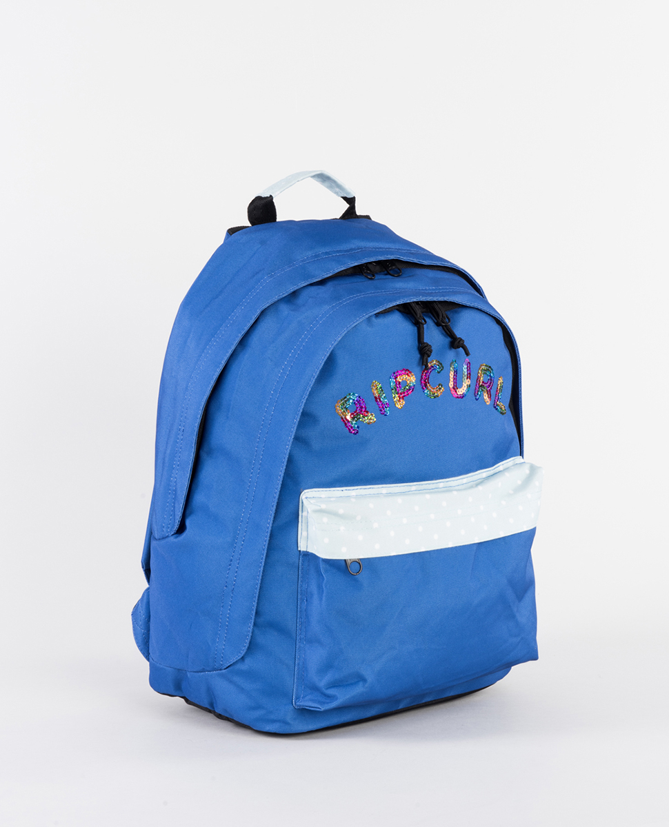 Double Dome Sequins 20 Backpack