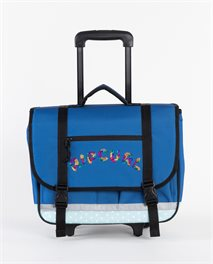 Wheely Satchel Sequins 2
