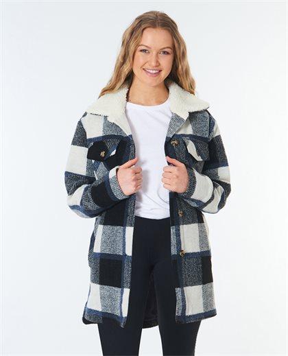 Hacienda Check Jacket