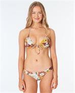 Golden Days Triangle Bikini Top