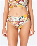 Golden Days Hi Waist Cheeky Bikini Pant