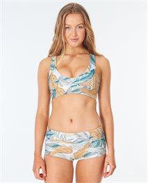 Tropic Sol Mirage Bikini Crop Top