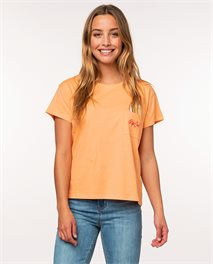 T-shirt Surfboard Pocket