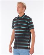 Aurora Stripe Polo