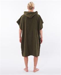 Wet As Hooded Towel