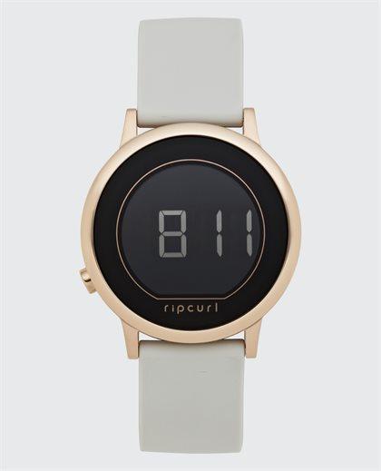 Daybreak Digital Rose Gold Watch