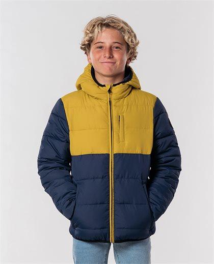 Puffer Wave Jacket Boy